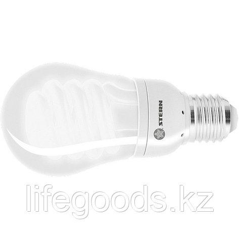 Лампа компактная люминесцентная, колба, 11 W, 2700K, E27, 8000ч Stern 90965, фото 2