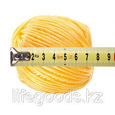 Набор шпагатов полипропиленовых, 6 шт, х 60 м, разные цвета, 1200 текс, 50 кгс Россия Сибртех 93884, фото 2