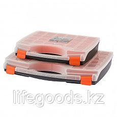 Органайзер с контейнерами 325 х 280 х 60 мм, пластик, Россия Stels 90724, фото 3