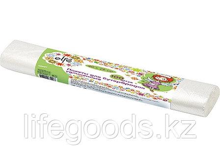 Пакеты для бутербродов 400 х 260 мм, 100 шт, рулон, Россия Elfe 95007, фото 2