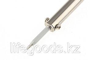 Паяльник, пластиковая рукоятка, медный наконечник с долговечным защитным покрытием, 220 В, 40 W Matrix 913004, фото 2
