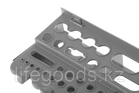 Полка для инструмента 62,5 см, серая Stels 90714, фото 2
