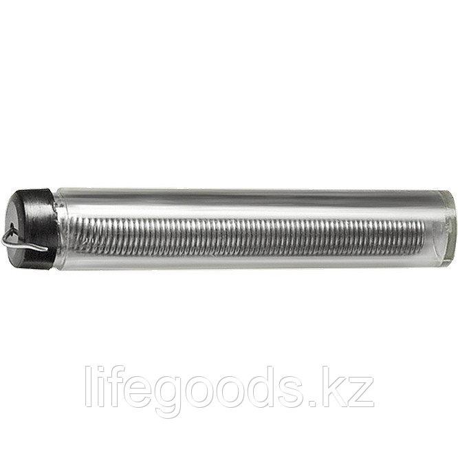 Припой, D 1 мм, в пластмассовой тубе Sparta 914785