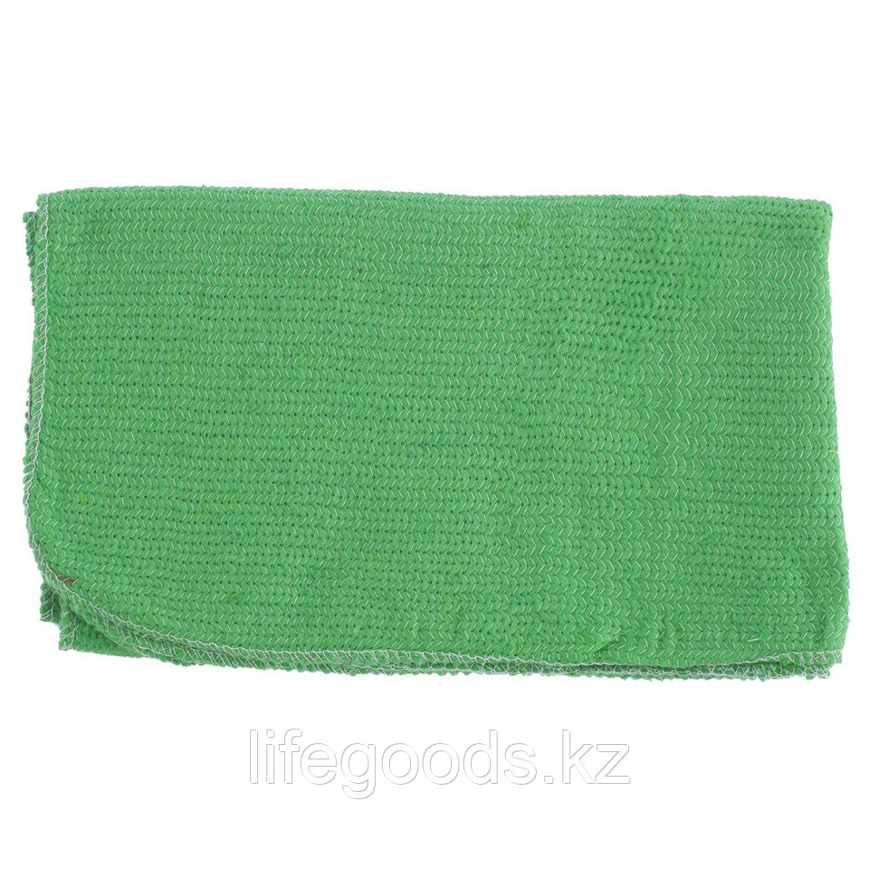Салфетка для пола х/б зеленая 500 х 700 мм Россия Elfe 92328