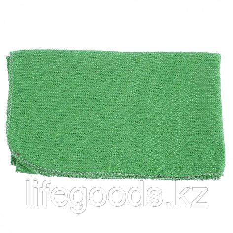 Салфетка для пола х/б зеленая 500 х 700 мм Россия Elfe 92328, фото 2