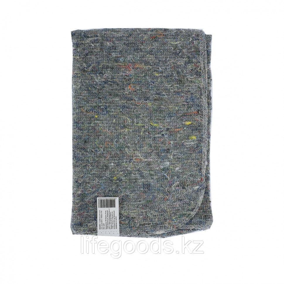 Салфетка для пола х/б, серая 600 х 700 мм, LigHt, Россия Elfe 92330