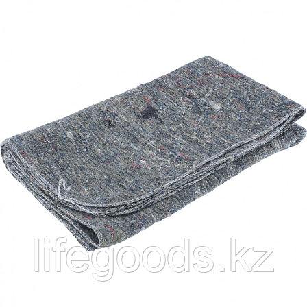 Салфетка для пола х/б, серая 600 х 700 мм, LigHt, Россия Elfe 92330, фото 2