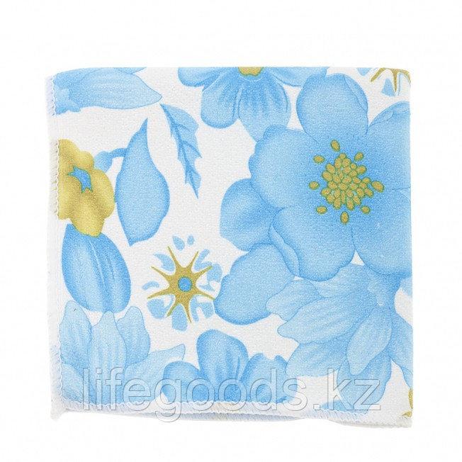 Салфетки из микрофибры синие 300 х 300 мм Elfe 92306