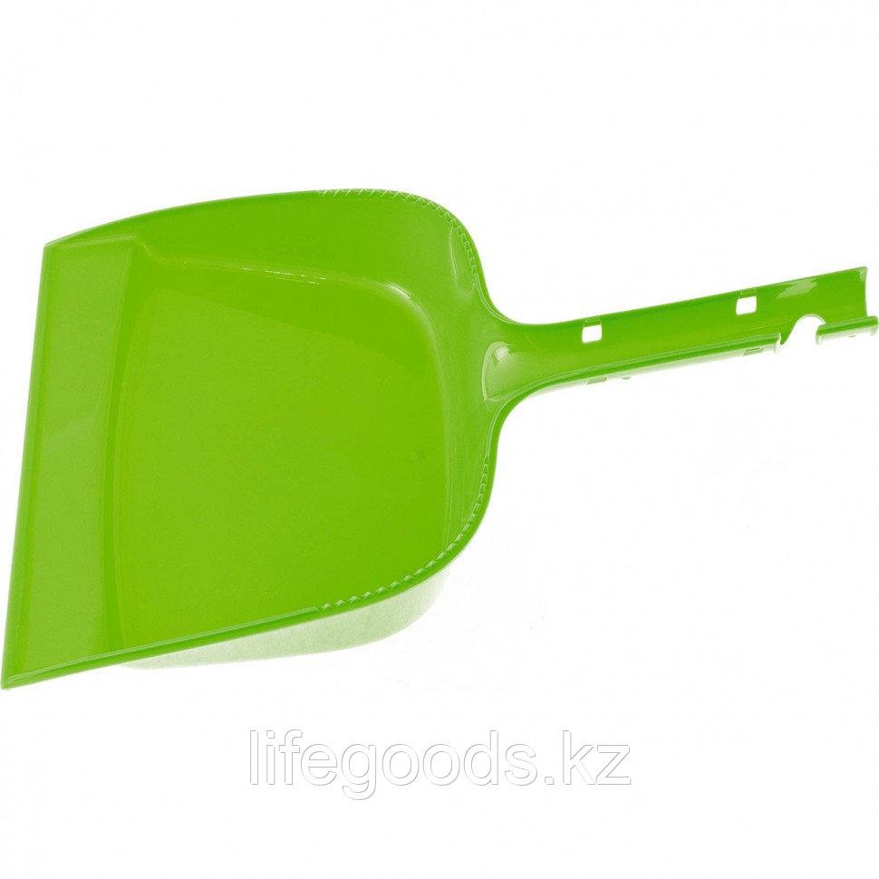 Совок 280 х 195 мм, зеленый Elfe 93315