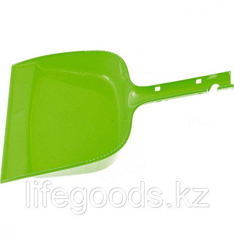 Совок 280 х 195 мм, зеленый Elfe 93315, фото 2