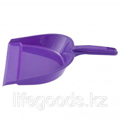 Совок 290 x 210 мм, фиолетовый Light Elfe 93327, фото 2