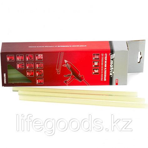 Стержни клеевые, 11 мм,   L-300 мм, 1 кг, прозрачный Matrix 930741, фото 2