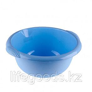 Таз пластмассовый круглый 6,5 л, сиреневый, Россия Elfe 92968, фото 2