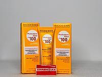 BIODERMA 40мл PHOTODERM Флюид солнцезащитный для комбинированной кожи МАХ SPF 100