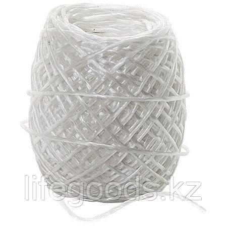 Шпагат полипропиленовый, 100 м, 1600 текс, 60 кгс Россия Сибртех 93879, фото 2