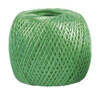 Шпагат полипропиленовый, зеленый 400 м, 1200 текс Россия Сибртех 93984, фото 2