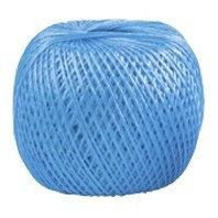 Шпагат полипропиленовый, синий 60 м, 1200 текс Россия Сибртех 93973, фото 2