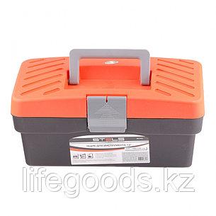 """Ящик для инструмента 12"""", 285 х 155 х 125 мм, пластик, Россия Stels 90723, фото 2"""