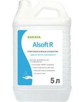 Антисептик санитайзер для рук Алсофт Р 5 л