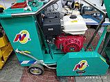 Швонарезчик с бензиновым двигателем lifan и бачком для воды, фото 2