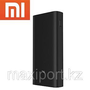 Xiaomi power bank 3 Pro 20000mAh + силиконовый чехол в подарок, фото 2