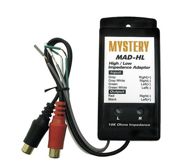Преобразователь линейного сигнала Mystery MAD-HL