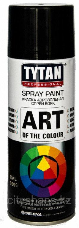 КРАСКА АЭРОЗОЛЬНАЯ Art of the colour  Tytan