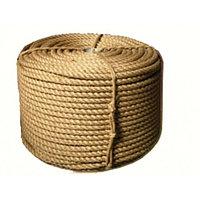Веревка-джутовая Д-8 8мм*25м