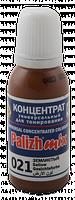 КОЛЕР 021 Землистый 20мл концентрат для тонирования «PalizhMix»