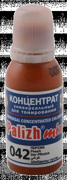 КОЛЕР 042 Персик 20мл концентрат для тонирования «PalizhMix»