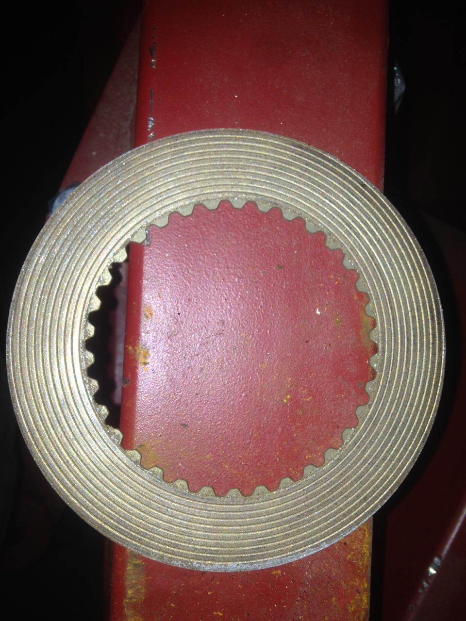 Фрикционный диск (СК5983)   231.130.753.783.009