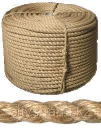 Веревка-пеньковая Д-10 10мм*25м