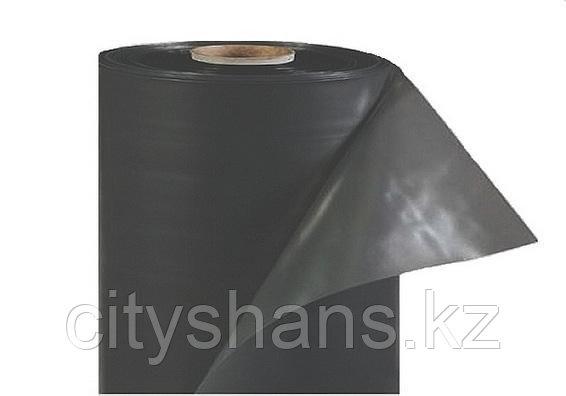 ПЛЕНКА полиэтиленовая 120 мкр 1,5м * 50м техническая