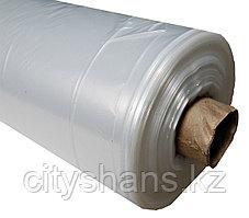 ПЛЕНКА полиэтиленовая 200 мкр 1,5м * 100м прозрачная