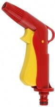 ПИСТОЛЕТ-РАСПЫЛИТЕЛЬ пластиковый,регулируемый