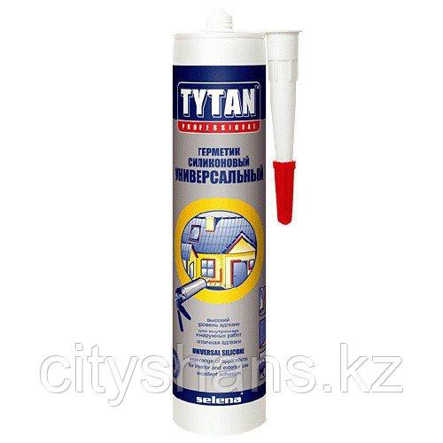 ГЕРМЕТИК СИЛИКОНОВЫЙ УНИВЕРСАЛЬНЫЙ Tytan (бесцветный)