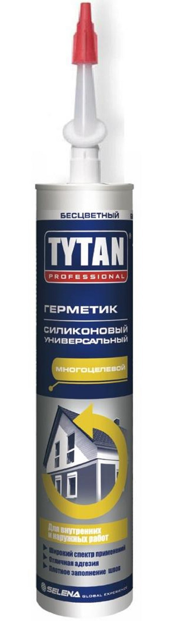 Силикон ГЕРМЕТИК коричневый TYTAN