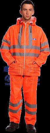 КОСТЮМ ПВХ сигнальный(оранжевый)