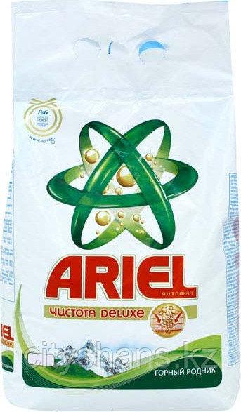 СТИРАЛЬНЫЙ ПОРОШОК Ariel автомат 3,5 кг.