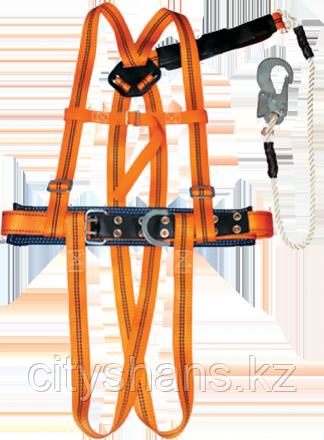 ПОЯС удерживающий привязь ППД строп-лента А