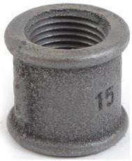 МУФТА стальная Д-15