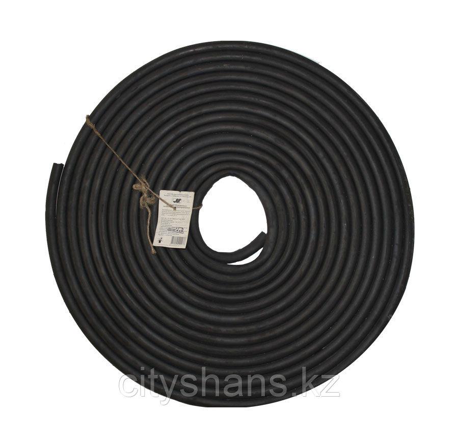 ШЛАНГ поливочный резиновый D-18мм/25м