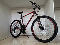 Велосипед Axis 700 MD гибридный велосипед. Рассрочка. Kaspi RED.