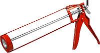 Пистолет для герметика MIRAX, скелетный, 310мл, фото 1