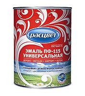 ЭМАЛЬ ПФ-115 белая 2,7 кг