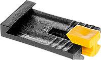 ЗАМШ-П 50 шт зажим пластиковый для маячкового профиля, ЗУБР