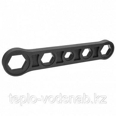Ключ радиаторный для переходников и заглушек, фото 2