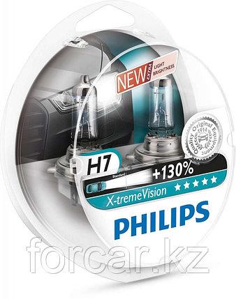 Автомобильная лампа H7 X-Treme Vision+130 12V S2 12972 PHILIPS, фото 2