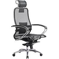 Кресло Samurai S-2.04 Нет, Черный