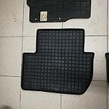 Полики (коврики) комплект MITSUBISHI OUTLANDER 2012-2018, фото 4